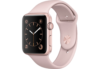 APPLE Watch Series 1 42mm Rose Gold Aluminium  - (MQ112GK/A)