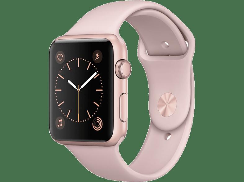 APPLE Watch Series 1 42mm Rose Gold Aluminium - (MQ112GK/A) smartphones   smartliving wearables smartwatches