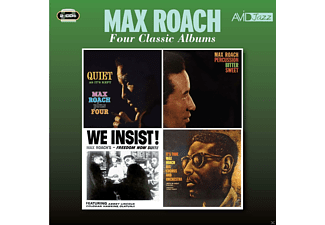 Max Roach - Four Classic Albums - (CD)