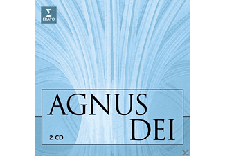 The  Choir of New College Oxford - Agnus Dei (Vol.1 & 2) - (CD)