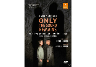 Jaroussky, Philippe/Tines, Davone - Only The Sound Remains - (DVD)