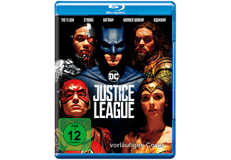Justice League - (Blu-ray)