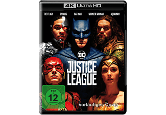 Justice League - (4K Ultra HD Blu-ray)