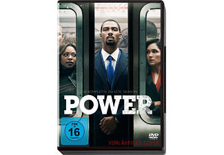 Power - Die komplette zweite Season - (DVD)