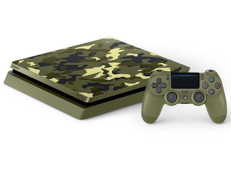 PlayStation 4 Slim 1TB Limited Edition + Call of Duty: WWII + That's You! -MediaMarkt Magyarország