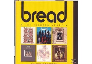 Bread - The Elektra Years: Complete Albums Box [CD]