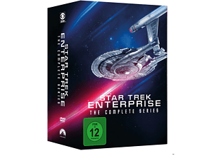 STAR TREK: Enterprise - Complete Boxset (Replenishment) - (DVD)