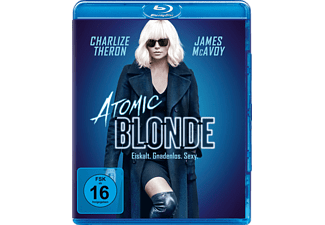 Atomic Blonde - (Blu-ray)