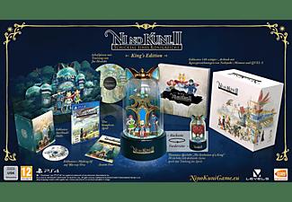 Ni No Kuni 2: Schicksal eines Königreichs Kings Edition (Nur Online!) - PlayStation 4