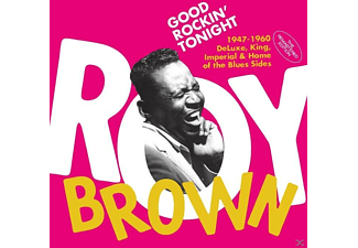 Roy Brown - Good Rockin' Tonight - (CD)