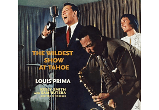 Louis Prima, Keely Smith, Sam Butera, Die Witness - The Wildest Show At Tahoe+Strictly Prima!+4 Bo - (CD)