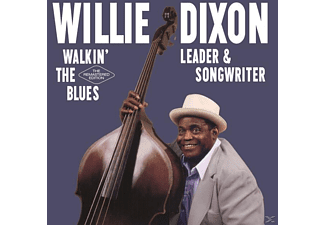 Willie (Dee) Dixon - Walkin' The Blues-The Remastered Edition - (CD)
