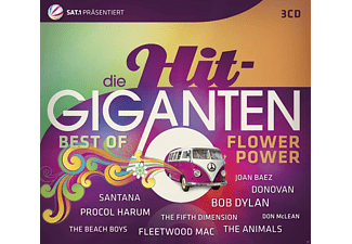 VARIOUS - Die Hit Giganten Best Of Flower Power - (CD)