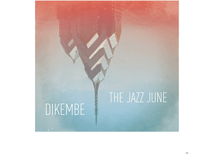 Dikembe, Jazz June - Split - (Vinyl)