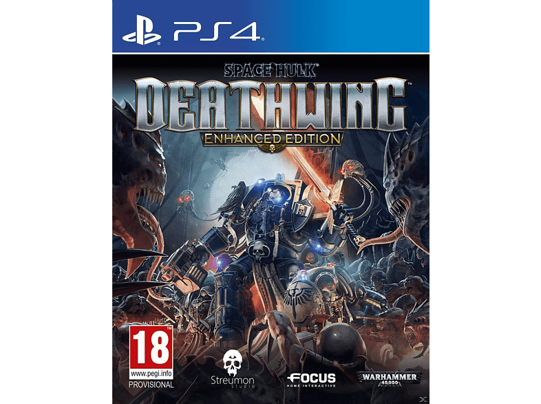 Space HulkDethwing Enhanced Edition PlayStation 4 gaming games ps4 games