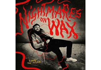 Nightmares on Wax - Shape The Future (Gatefold 2LP+MP3) - (LP + Download)