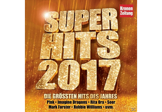 VARIOUS - Super Hits 2017 [CD]