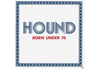 Hound - Born Under 76 - (CD)