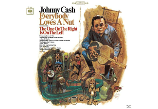 Johnny Cash - Everybody Loves A Nut - (Vinyl)