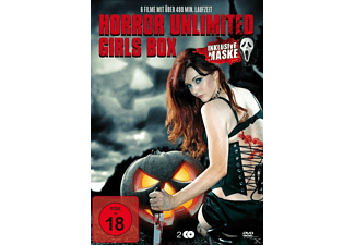 Horror Unlimited Girls Box - (DVD)