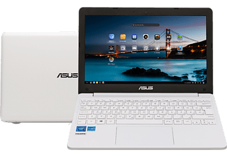 "ASUS VivoBook E203NAH-FD013 fehér notebook (11.6""/Celeron/4GB/500GB HDD/Endless)"