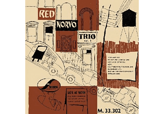 The Redd Norvo Trio - Men at Work Vol.1 - (Vinyl)