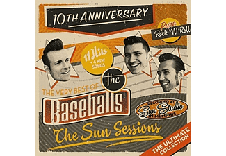 The Baseballs - The Sun Sessions (CD)