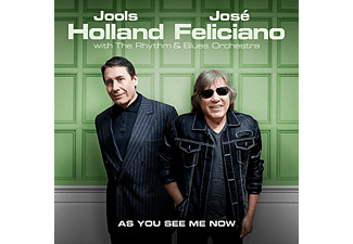 Jools Holland & José Feliciano - As You See Me Now (CD)