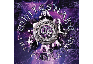 Whitesnake - The Purple Tour Live (CD + Blu-ray)