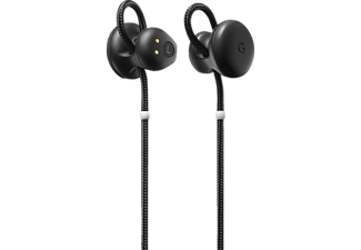 GOOGLE Pixel Buds, In-ear Köpfhörer, Just Black