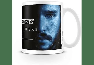 Game of Thrones Tasse Winter is Here Jon Snow