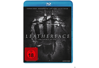 LEATHERFACE - (Blu-ray)