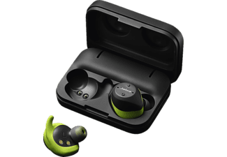 JABRA Elite Sport True Wireless Smart Earphones Grau/Grün
