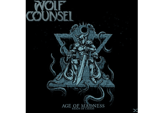Wolf Counsel - Age Of Madness/Reign Of Chaos - (CD)