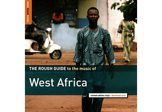 VARIOUS - Rough Guide: West Africa - (LP + Download)