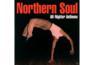 VARIOUS - Northern Soul: All Nighter Anthems - (Vinyl)