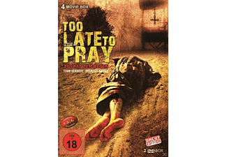 Too late to Pray - (DVD)