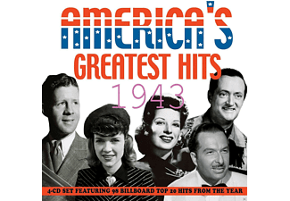 VARIOUS - America's Greatest Hits 1943 - (CD)