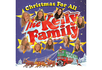 The Kelly Family - Christmas For All - (CD)