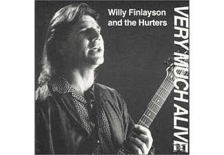 Willy Finlayson - Very Much Alive - (CD)