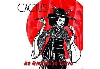 Cactus - An Evening In Tokyo - (CD)