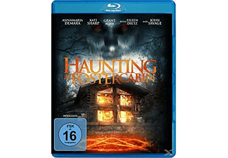 HAUNTING AT FOSTER CABIN - (Blu-ray)