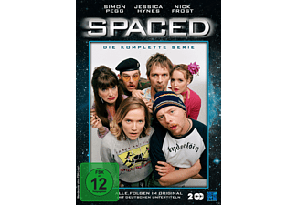 Spaced - Staffel 1+2 - (DVD)