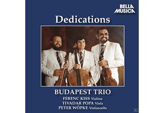 Budapest Trio - Dedications - (CD)