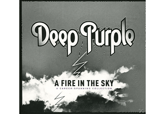 Deep Purple - A Fire in the Sky - (CD)