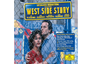 VARIOUS - West Side Story (Ltd.Edt.) - (CD + DVD Video)