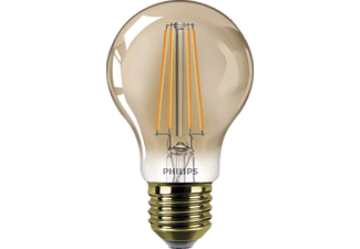 PHILIPS 70914600 LED Leuchtmittel E27 Goldweiß 7.5 Watt 610
