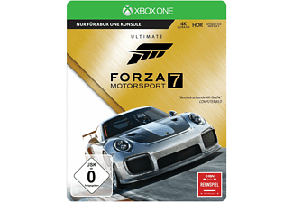 forza motorsport 7 ultimate edition xbox one kaufen saturn. Black Bedroom Furniture Sets. Home Design Ideas