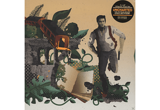 Greg Edmonson - Uncharted: Nathan Drake Collection (Coloured 3LP) - (Vinyl)