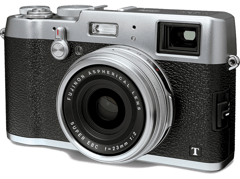 FUJI X100T Silver photo   video   offline φωτογραφικές μηχανές mirrorless cameras hobby   φωτογραφ